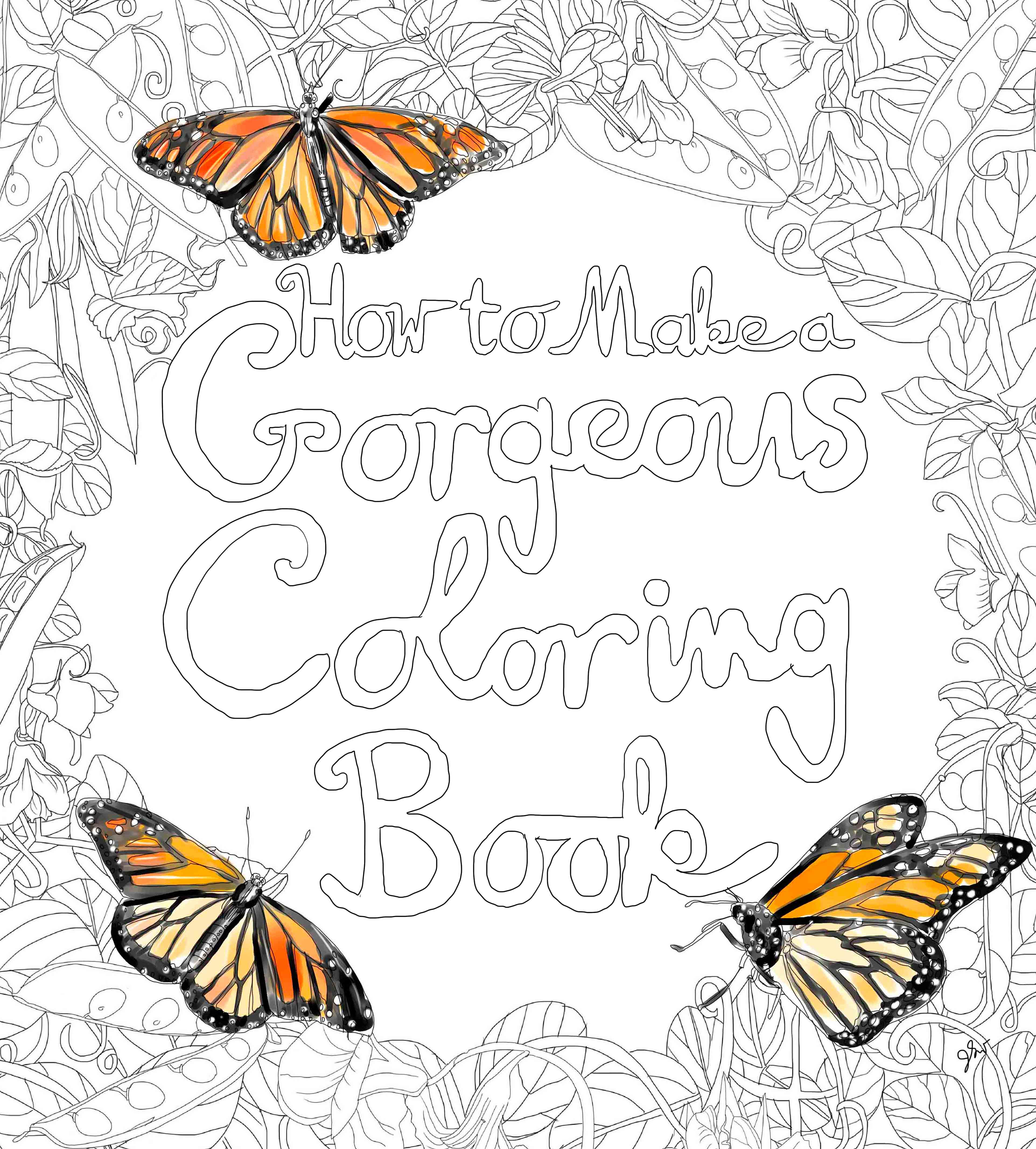 how to make a gorgeous coloring book 5 insider tips u2013 thefrancofly